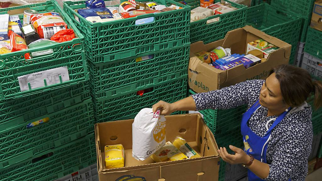 Caritas fordert finanzielle Mittel gegen coronabedingte Armut