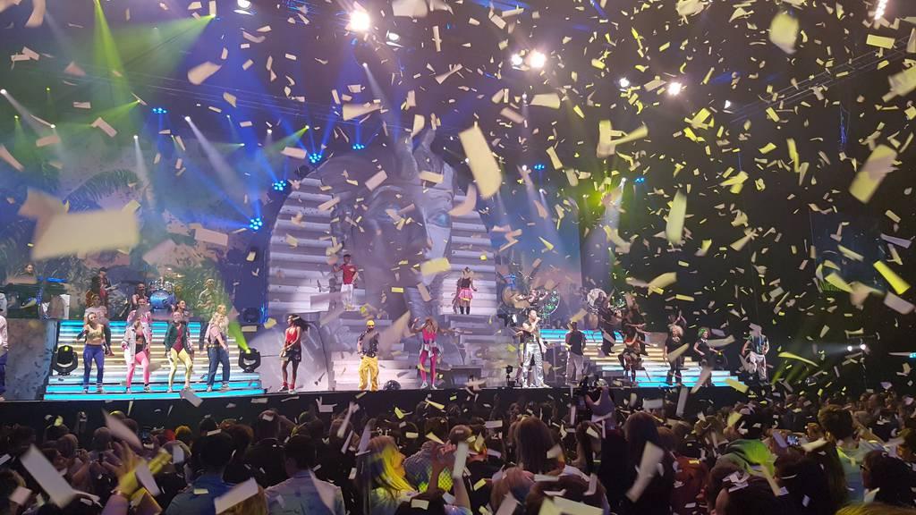 DJ BoBo: Gewinne Konzerttickets für die ganze Familie