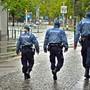Wie häufig Polizistinnen und Polizisten beschimpft werden, wird nicht statistisch erfasst. (Themenbild)