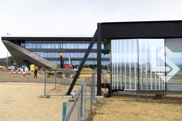 Das neue «Stade de la Tuilière» in Lausanne.