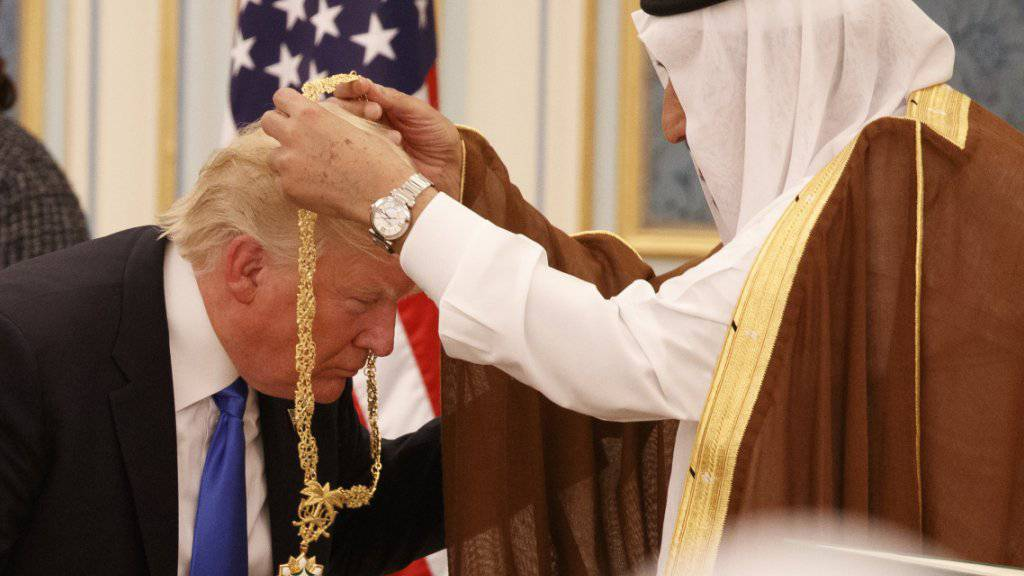Der US-Senat will am heutigen Donnerstag darüber abstimmen, ob die von US-Präsident Donald Trump abgeschlossenen Rüstungsgeschäfte mit Saudi-Arabien und anderen arabischen Verbündeten blockiert werden. (Archivbild)