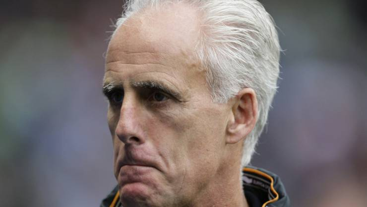 Irlands Nationaltrainer Mick McCarthy (Archivbild)