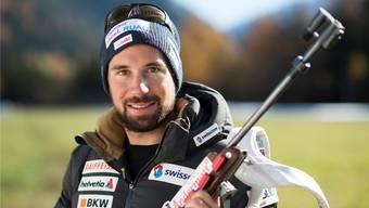 Benjamin Weger Biathlon