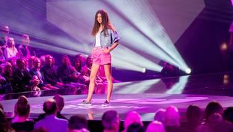 Nadine Keller an der Energy Fashion Night