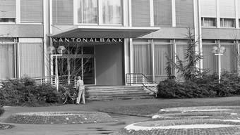 Und plötzlich war die 1886 gegründete Solothurner Kantonalbank ein «Sanierungsfall». (Archivbild)