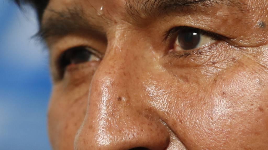 Kokabauern von Morales fordern Rücktritt der Übergangspräsidentin