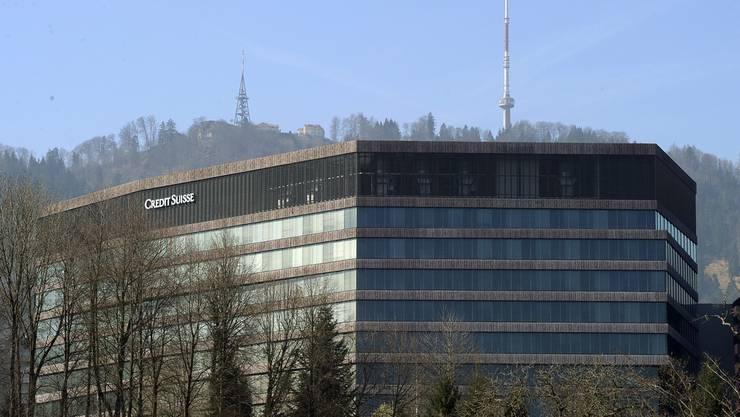 Blick in den Uetlihof 2 der Credit Suisse