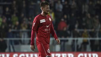 Sead Hajrovic unterschreibt beim FC Wohlen für drei Jahre