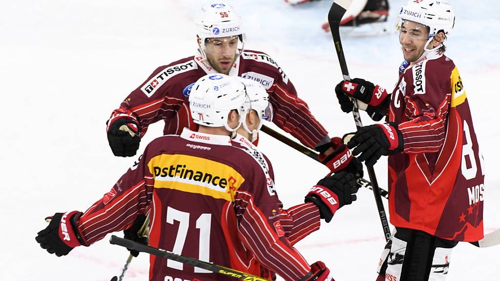 Schweiz gewinnt Vierländerturnier in Visp mit Kantersieg