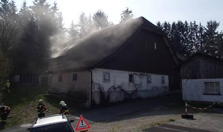 Beträchtlicher Schaden nach Brand in einem Einfamilienhaus