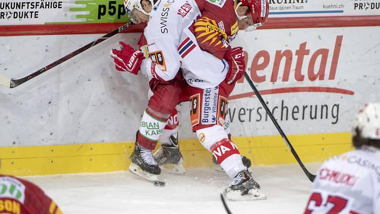 Aufsteiger Rapperswil-Jona kam in Langnau zu seinen ersten Auswärtspunkten in dieser Saison