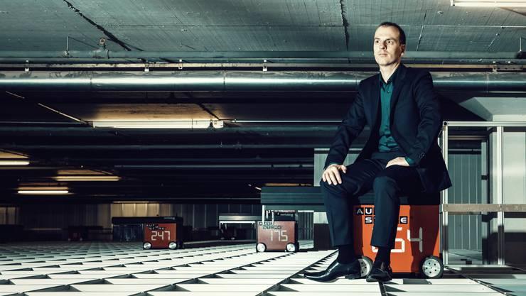 Vom IT-Tüftler zum Millionär: Roland Brack baute vom Fricktal aus ein Imperium.