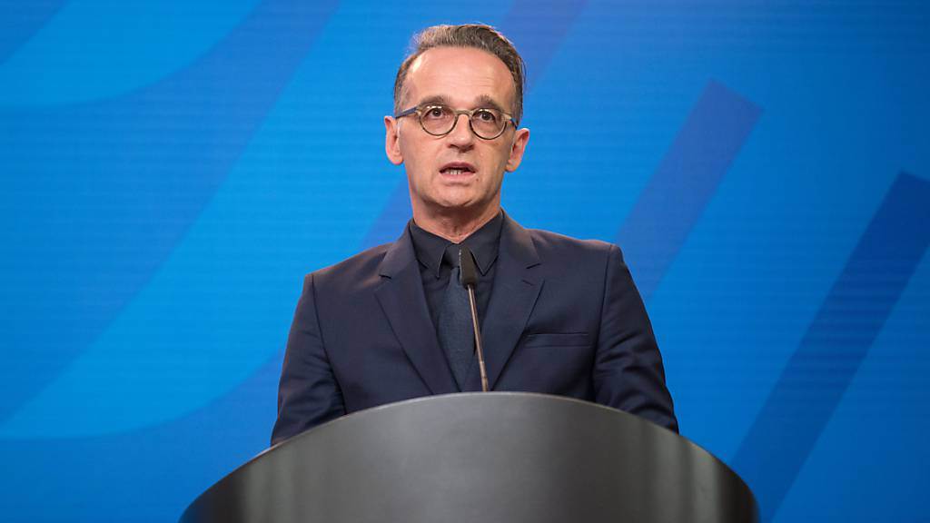 Maas fordert Klarheit über Verbleib von Kolesnikowa