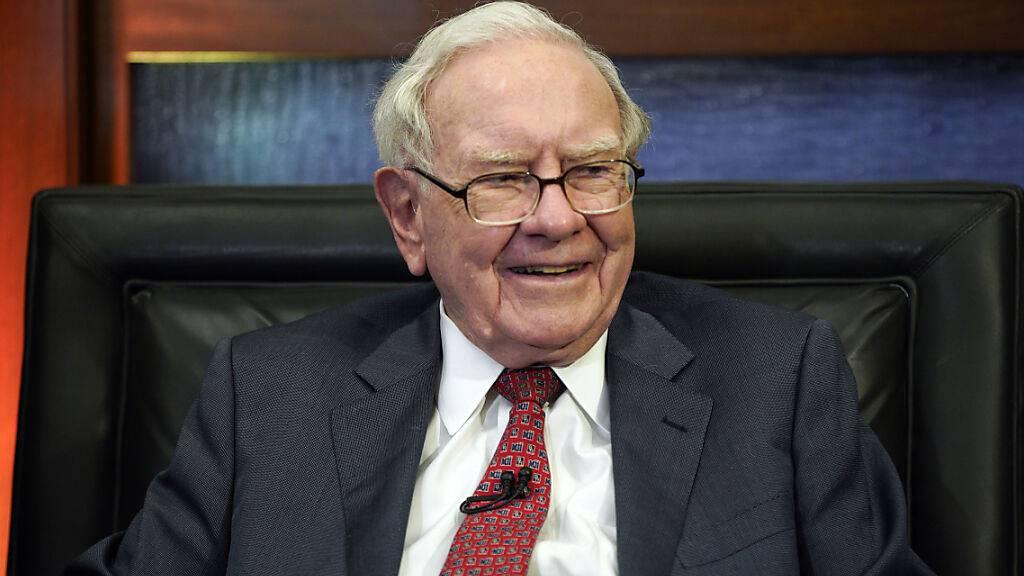 Buffett steigt gross bei Verizon und Chevron ein - Apple reduziert