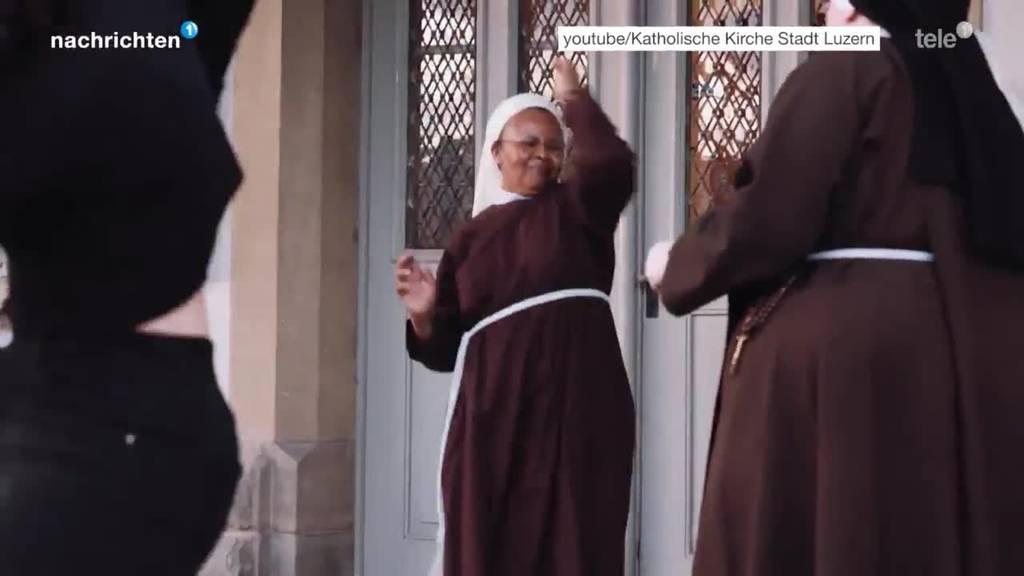 Das Jerusalema-Video der Katholischen Kirche Luzern