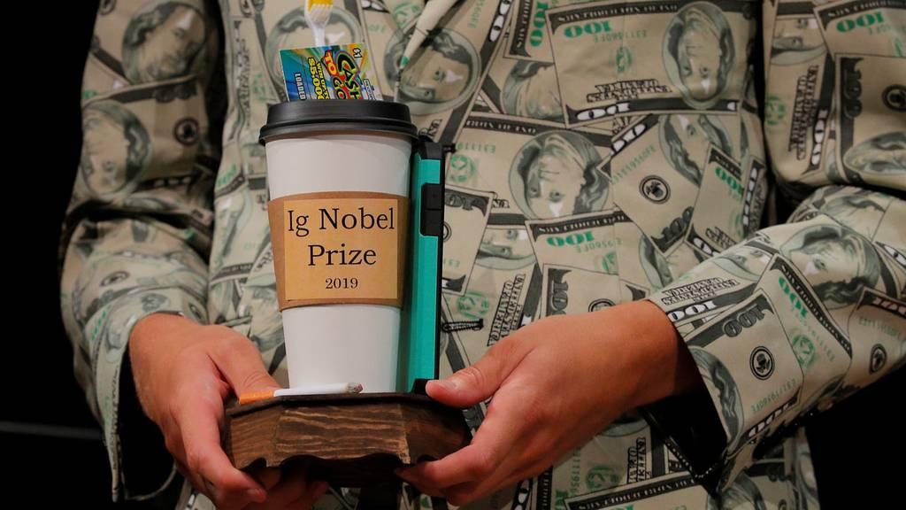 Ig-Nobelpreise 2021 – die etwas anderen Nobelpreise