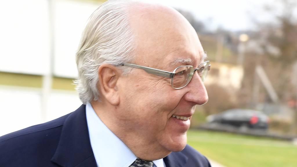 Zürcher Gericht verurteilt Schwarzenbach zu Busse von 6 Millionen