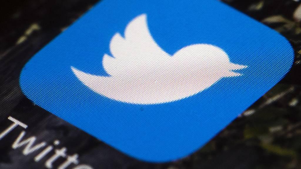 Nach Trump-Abtritt: Der Online-Dienst Twitter hat mitgeteilt, dass das Wachstum bei Neukunden in Zukunft nicht mehr so stark ausfallen werde. (Archivbild)