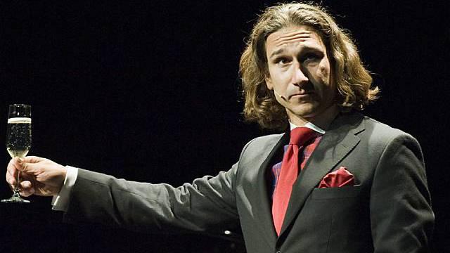 Kabarettist Andreas Thiel (Archiv)