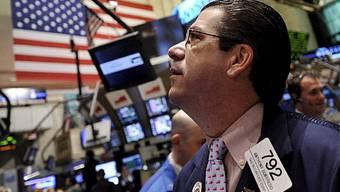 Verschnaufpause an der Wall Street