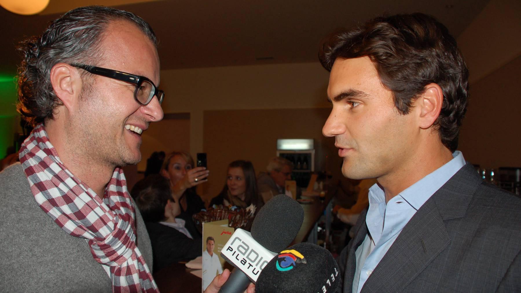 French Open: Roger Federer im Viertelfinal