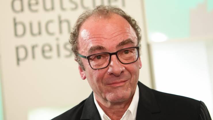 Robert Menasse, Träger des deutschen Buchpreises 2017.