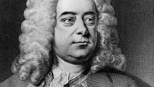 Georg Friedrich Händel (Archiv)