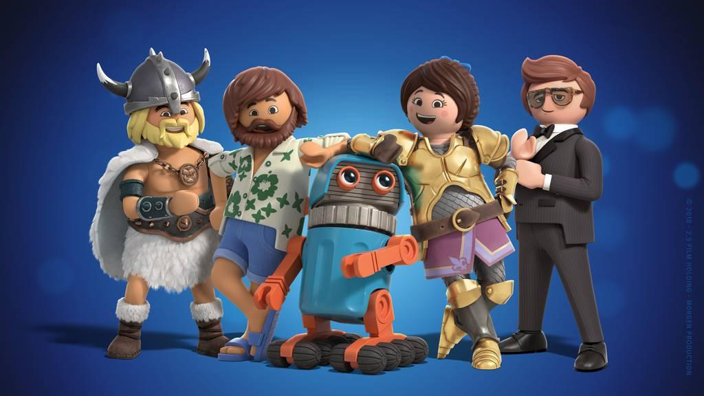 Jetzt kommt der Playmobil-Film in die Kinos