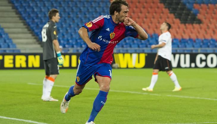 Der zweifache Torschütze ist der Matchwinner. Das Spiel gegen Valencia war der grosse Befreiungsschlag für ihn.