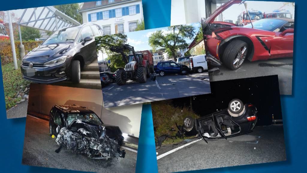 Unfälle durch über 70-Jährige haben stark zugenommen