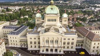 Beat Nützi: «Dem Kanton Solothurn droht eine Deputation in Bern ohne eine einzige Frau.»