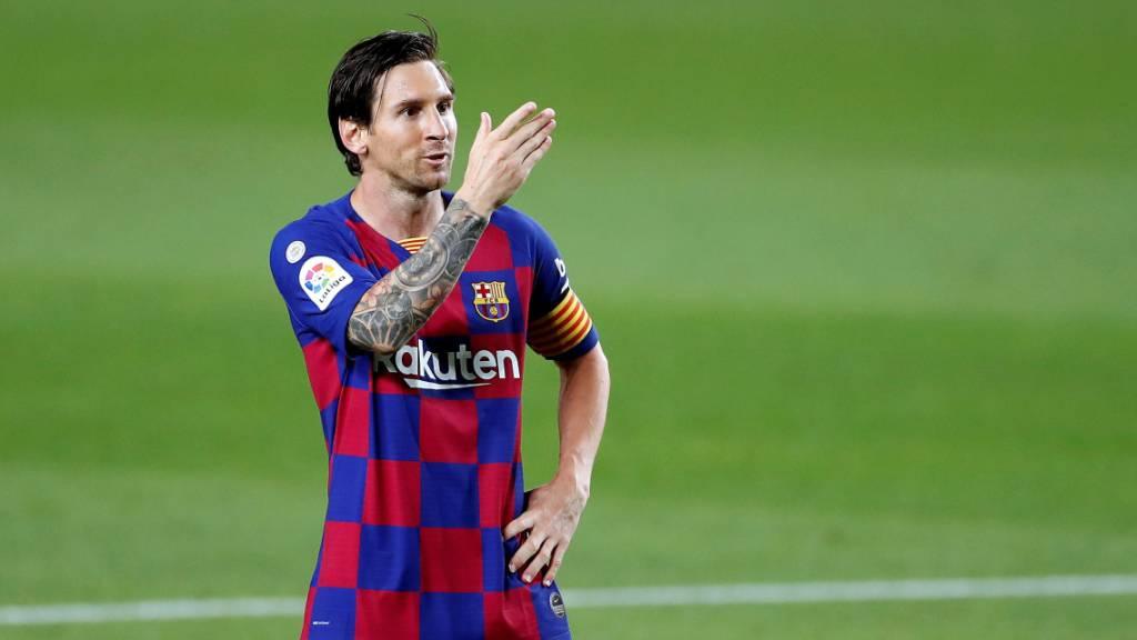 Leader Barcelona siegt gegen Schlusslicht Leganes