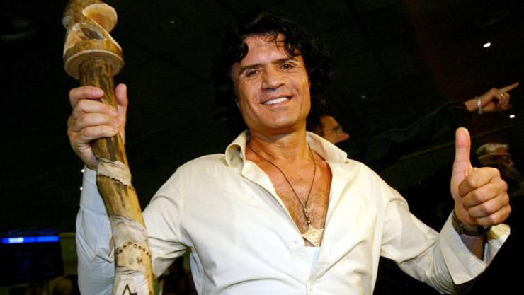 Schlagerstar Costa Cordalis ist in seiner Wahlheimat Mallorca gestorben. (Archivbild von 2004)
