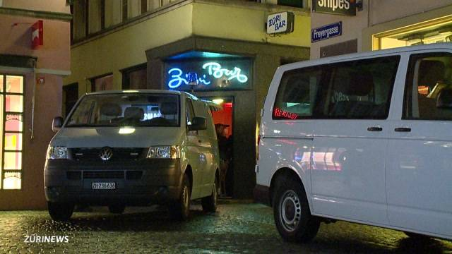 Kon-Tiki und Züri-Bar besetzt