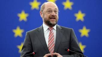 Martin Schulz fordert Sofortmassnahmen für Jugend (Archiv)