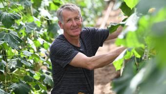 Bei Alexander Tanner, Geschäftsführer des Birsmattehofs, hat sich die Nachfrage nach Gemüse-Abos in Zeiten des Coronavirus verdoppelt.