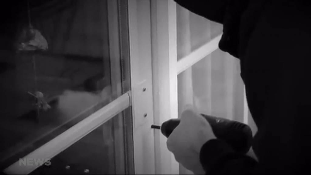 Deutscher Serien-Einbrecher in Bättwil geschnappt
