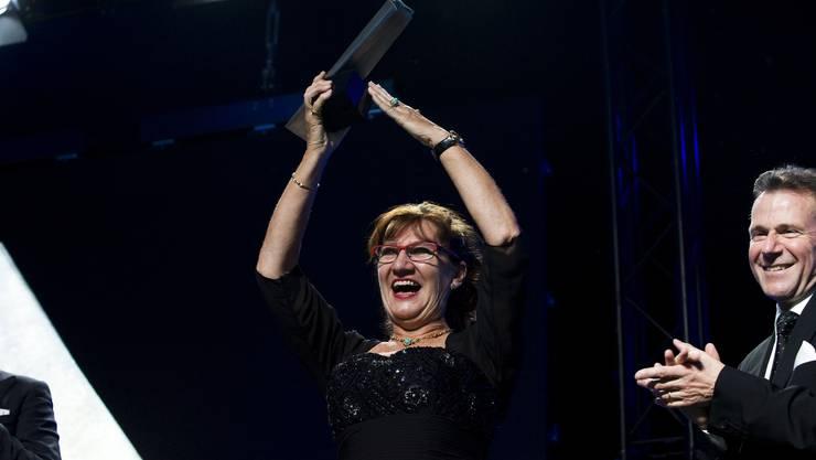 Siegerin Claire Hoerdt