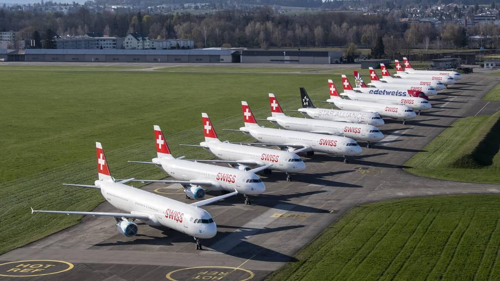 Swiss fährt ihr Angebot ab Juni wieder hoch