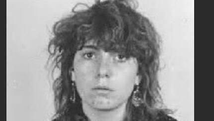 Es zeigt Gina Barbara Hauenstein (Jahrgang 1970), auf dem Bild sei sie zirka 28 Jahre alt. Sei gilt als vermisst.