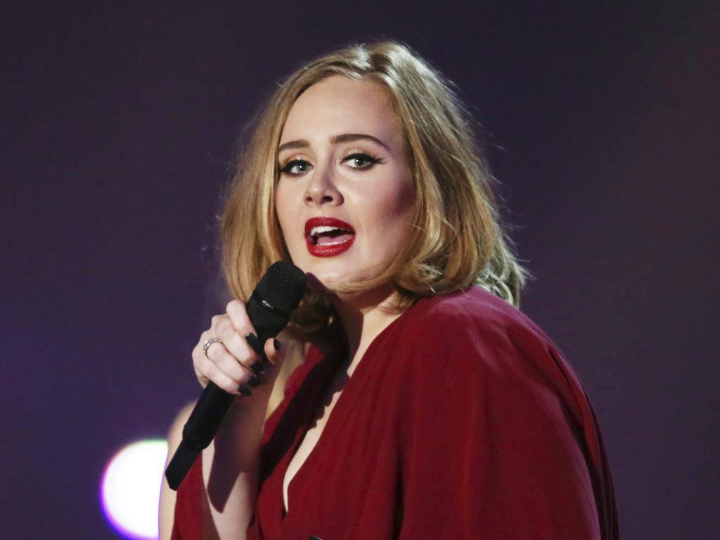 Superstar Adele (© Keystone)