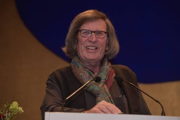 Thomas Schärli, Präsident des Künstlerarchivs, Anerkennungspreis.