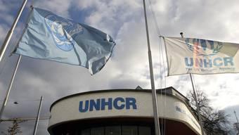 Der Hauptsitz des UNHCR in Genf. (Archivbild)