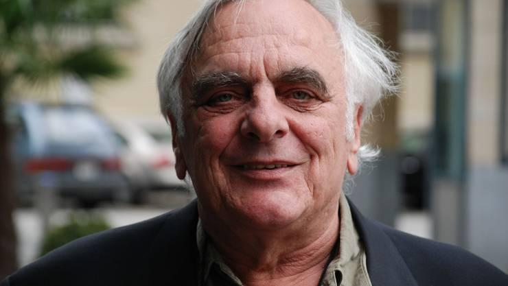 Ist in Aarau aufgewachsen: Der Filmer Paul Riniker.
