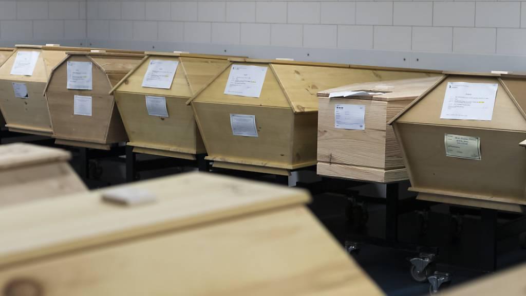 Grösstes Krematorium in Mailand wegen zu vielen Toten geschlossen