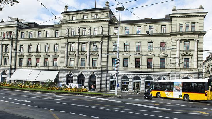 Die SBB verkaufen das Gotthardgebäude am Schweizerhofquai in Luzern an Swiss Prime Site. (Archiv)