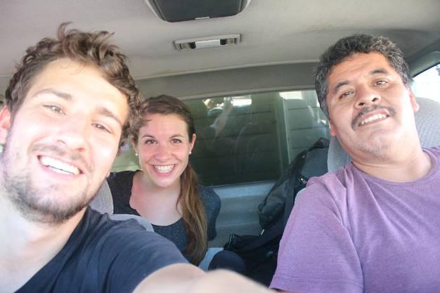 Von El Rosario nach Esquinapa: Bei Marcello fühlen wir uns aber wieder pudelwohl. Er erklärt uns, welche Früchte- und Gemüsesorten in der Region angebaut werden