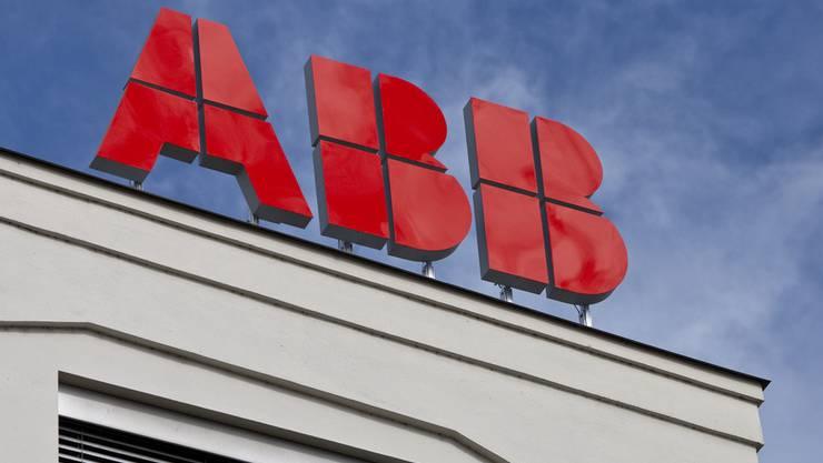 Der Umsatz ABB legte im dritten Quartal zu.