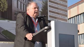 SVP-Grossrat Richard Plüss aus Lupfig engagierte sich von 1997 bis 2016.