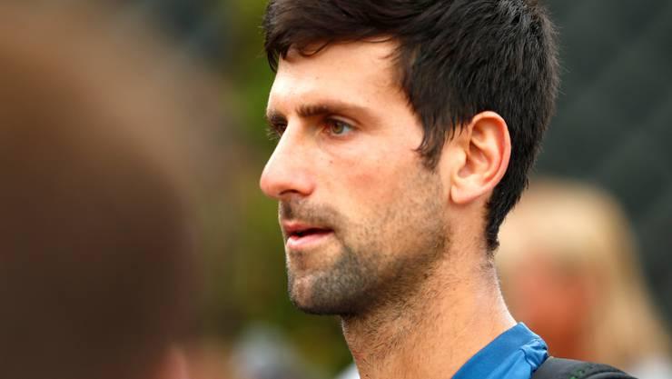 Novak Djokovic pflegt weiter Kontakt zu Justin Gimelstob.